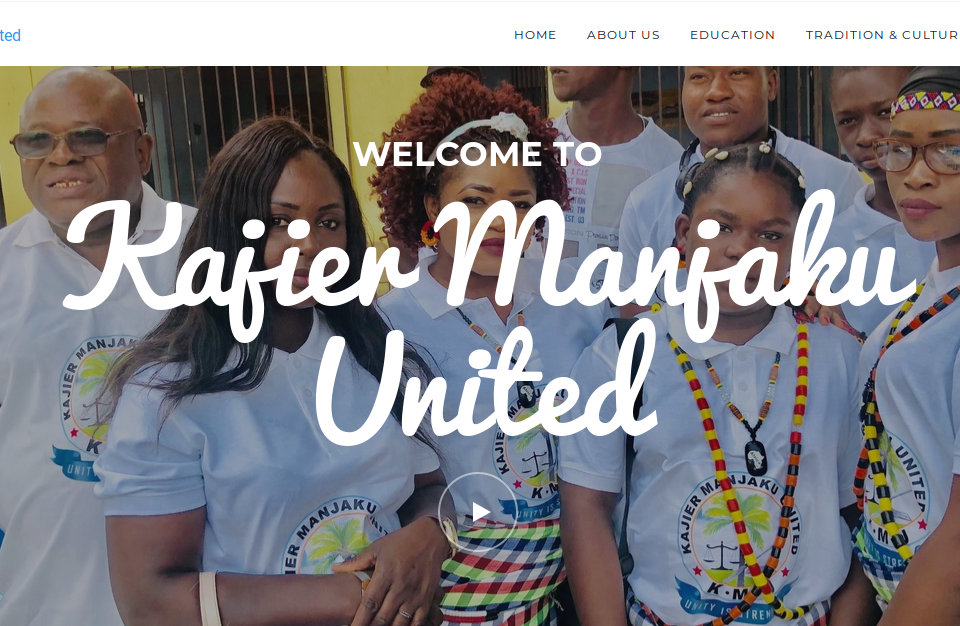 Kajier Manjaku United Website